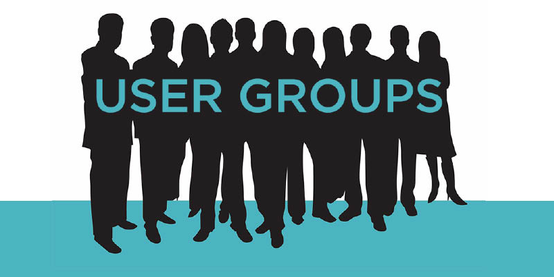 Taking advantage of User Groups in online learning software