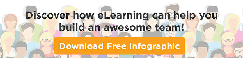 Discover how eLearning can help you build an awesome team!